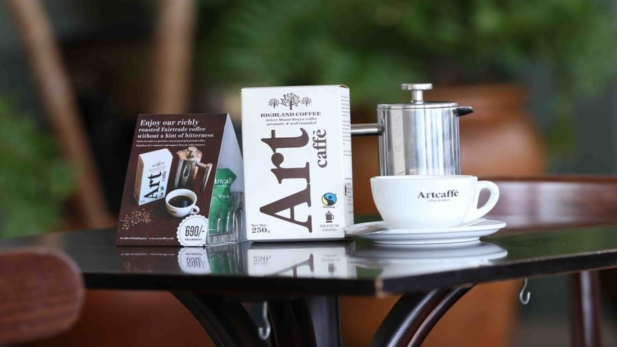 Kenya's Artcaffe Group on expansion spree, seeks to open 4 new outlets