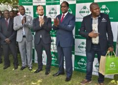 Seed Co establishes US$12m drying plant in Zimbabwe enhancing availability of seeds in market