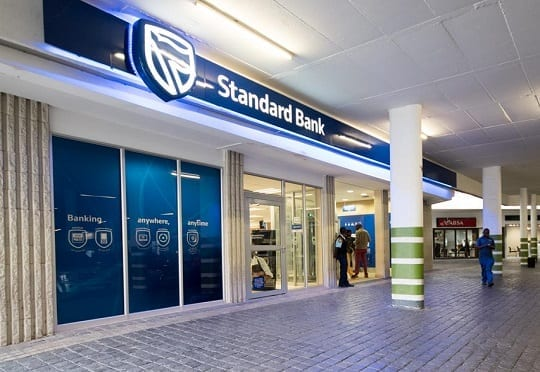 South Africa's Standard Bank maintains position as Africa's Top Tier 1 Bank