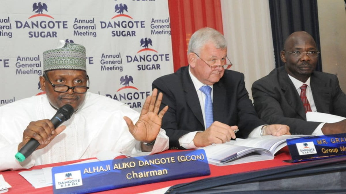 Dangote Sugar's completes Savannah Sugar acquisition